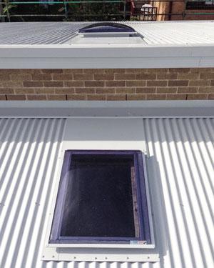 Traditional Skylights Natural Lighting And Ventilation